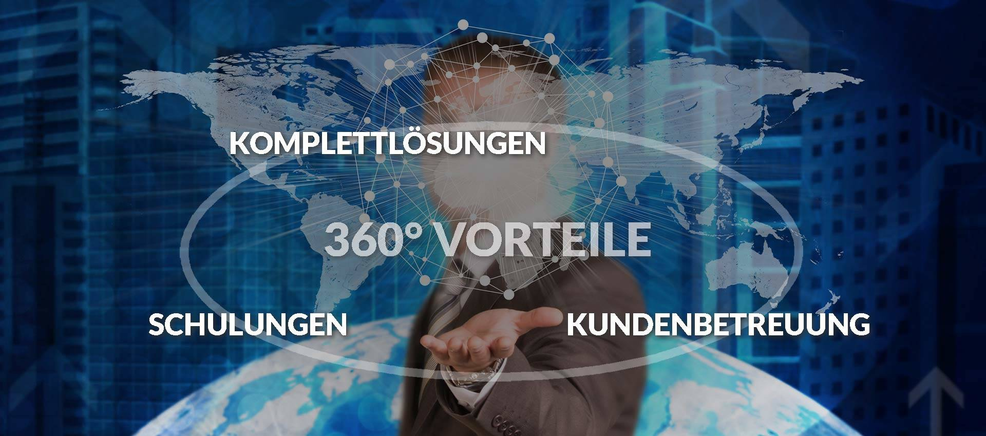 360 Vorteile 1 - Unternehmen