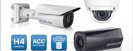 H4 ES - Avigilon H4 Edge Solution (ES) Kamerareihe