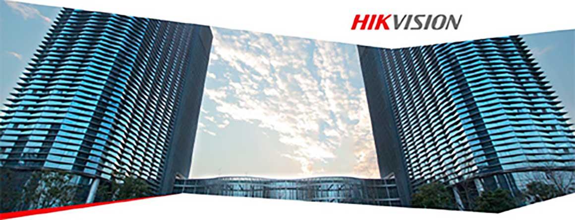 Hikvision - STARKER NEUER PARTNER: HIKVISION