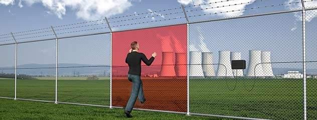 Perimeterschutz beitrag - Professionelle Videoüberwachung mit Perimeterschutz
