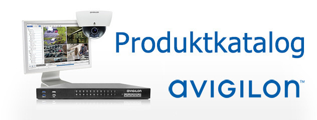 Produktkatalog Avigilon - Avigilon Produktkatalog