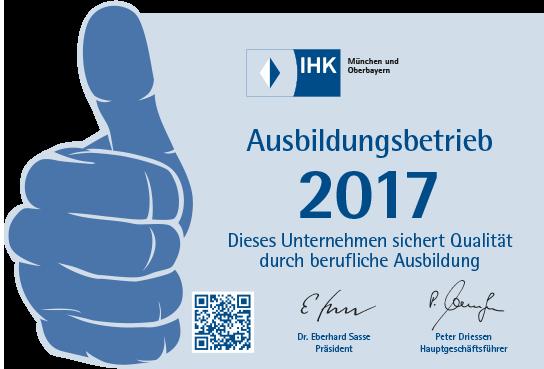 ihk 2017 - Team erweitert