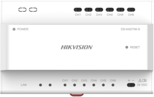 DS 706 S 300x190 - Hikvision DS-KAD706-S